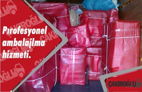 Bayramoğlu evden eve nakliyat.