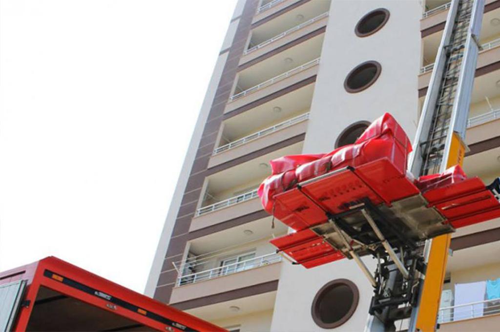 Asansörlü Taşıma