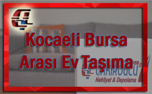 Bursa Kocaeli ev taşıma fiyatları.