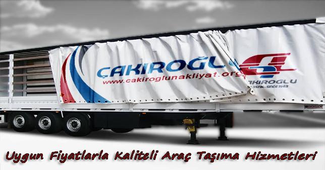 İstanbul araç taşıma.