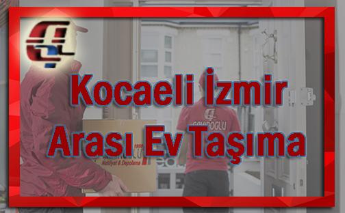 Kocaeli İzmir arası nakliyat