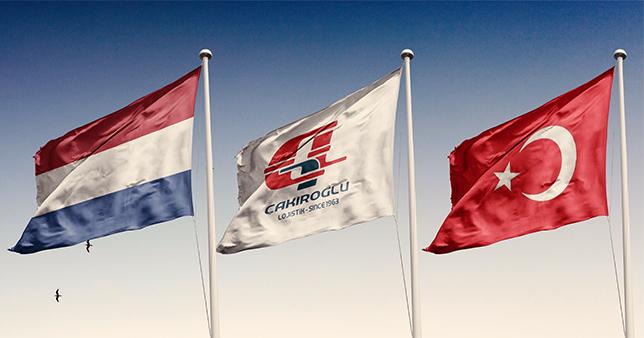 Hollanda nakliye şirketi.